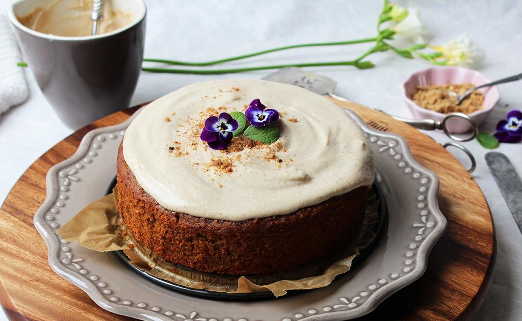 Hazelnut Carrot Cake7
