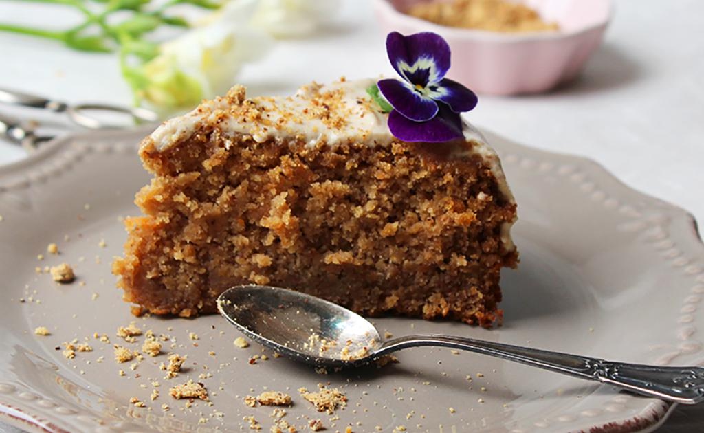 Hazelnut Carrot Cake11