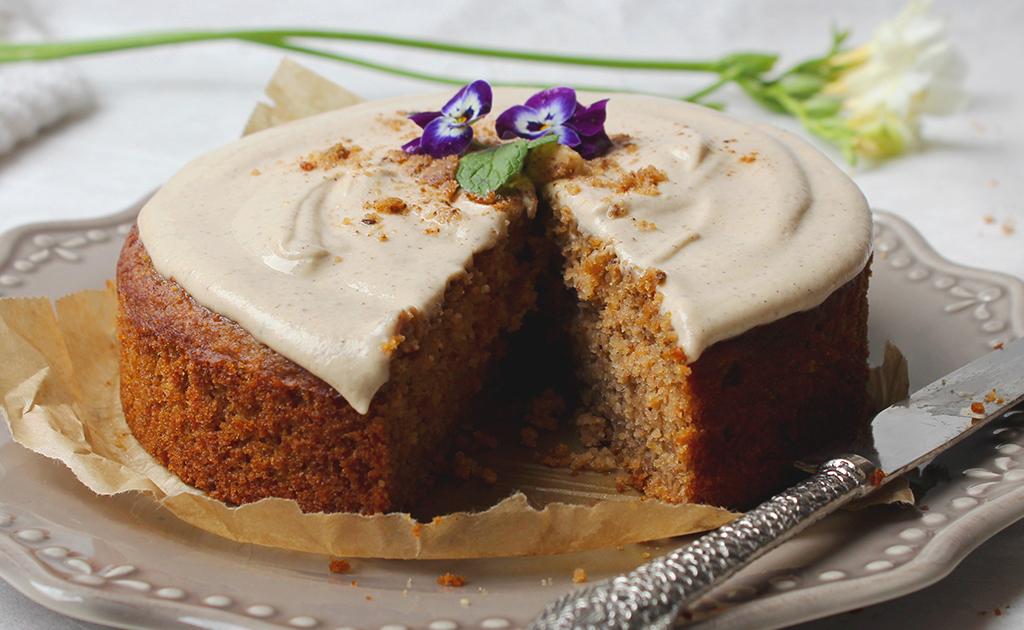 Hazelnut Carrot Cake12