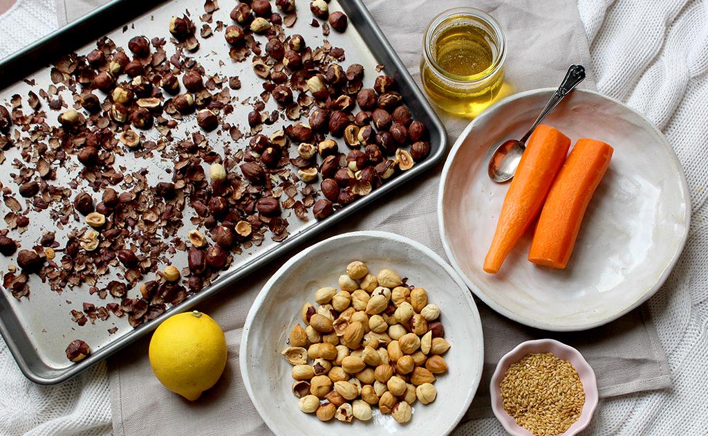 Hazelnut Carrot Cake3