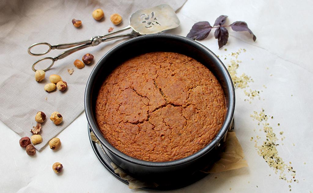 Hazelnut Carrot Cake5