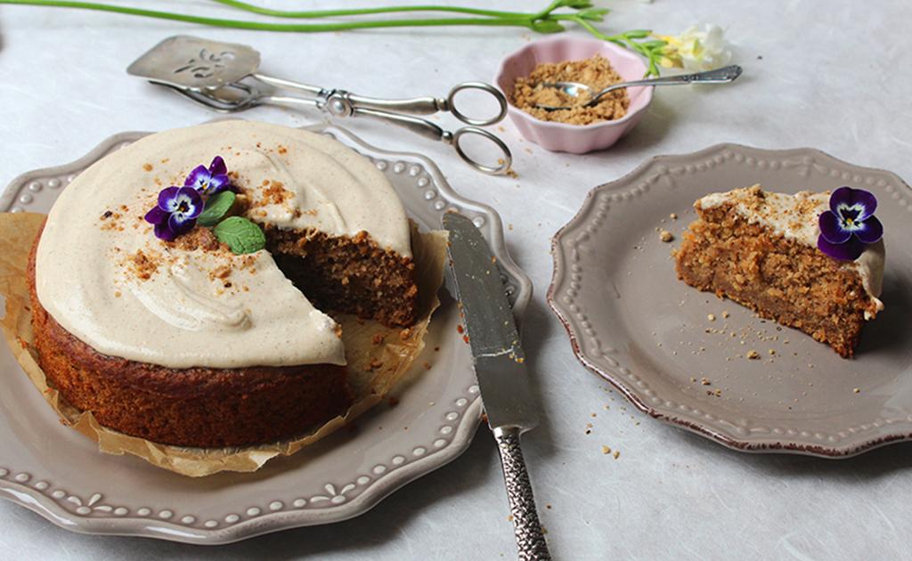 Hazelnut Carrot Cake8