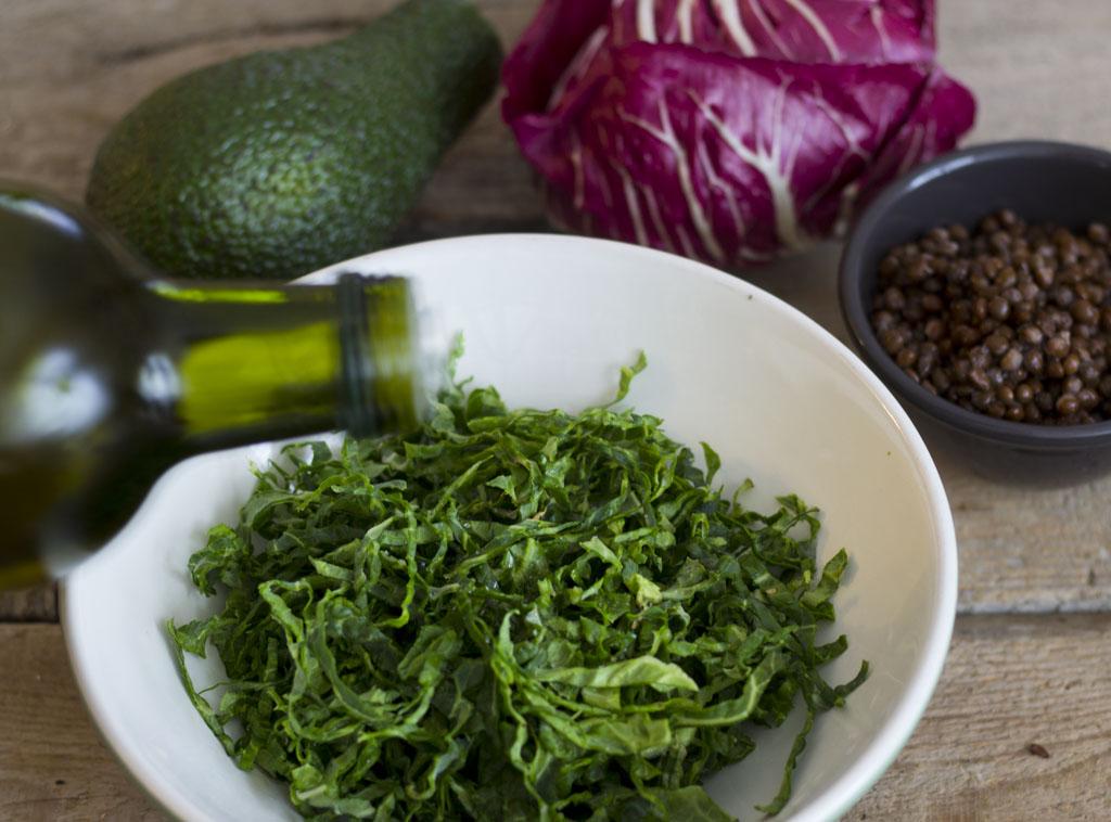 Beluga Lentil Kale Salad5
