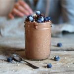 Chocolate buckwheat smoothie2