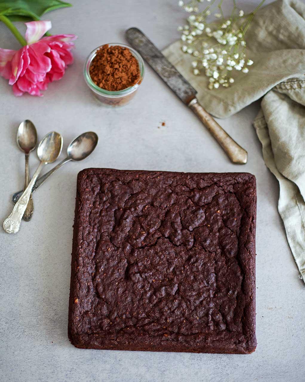vegan paleo brownies1