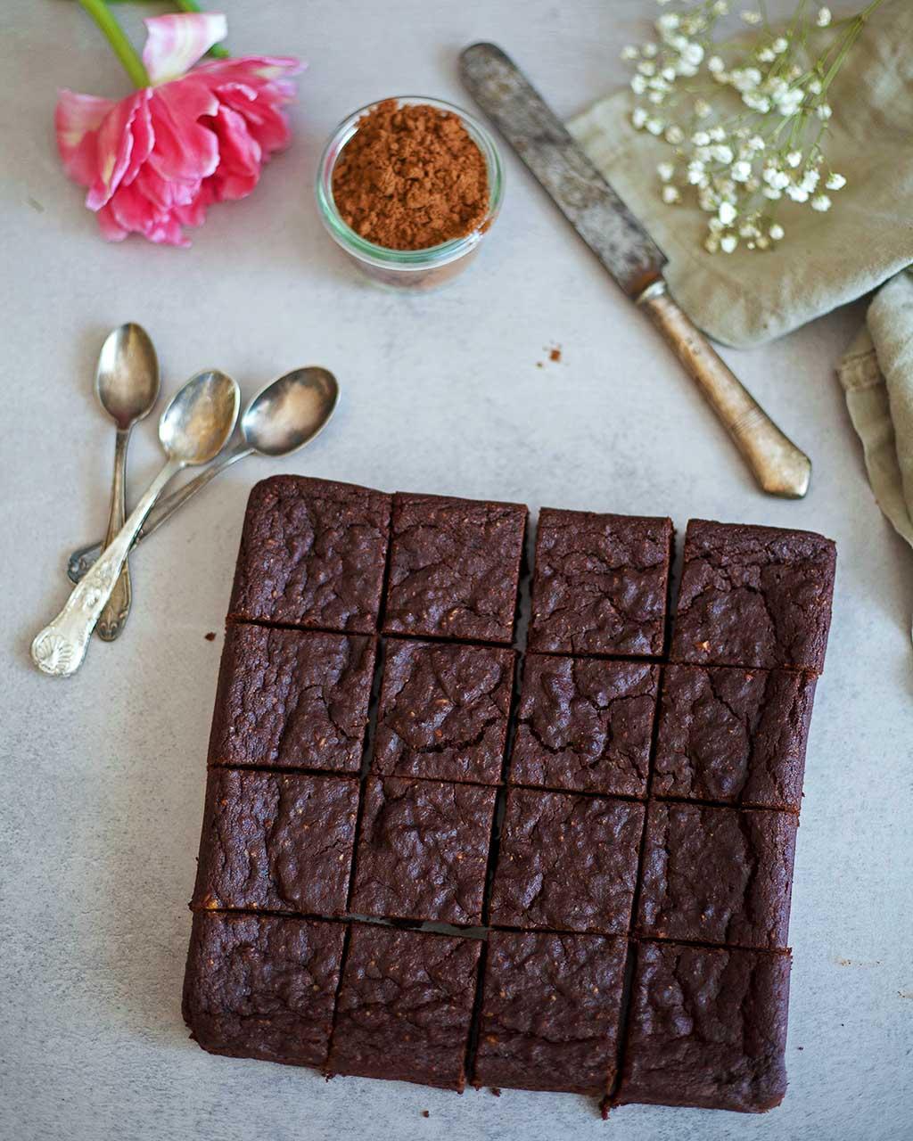 vegan paleo brownies2