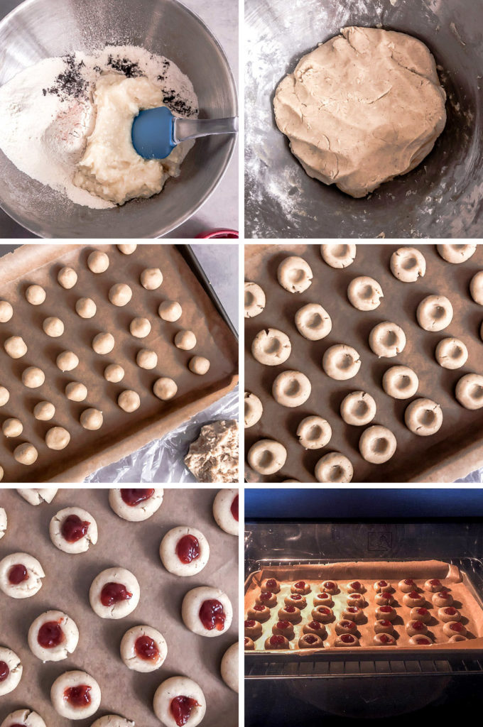 Rice Flour Thumbprint Cookies00