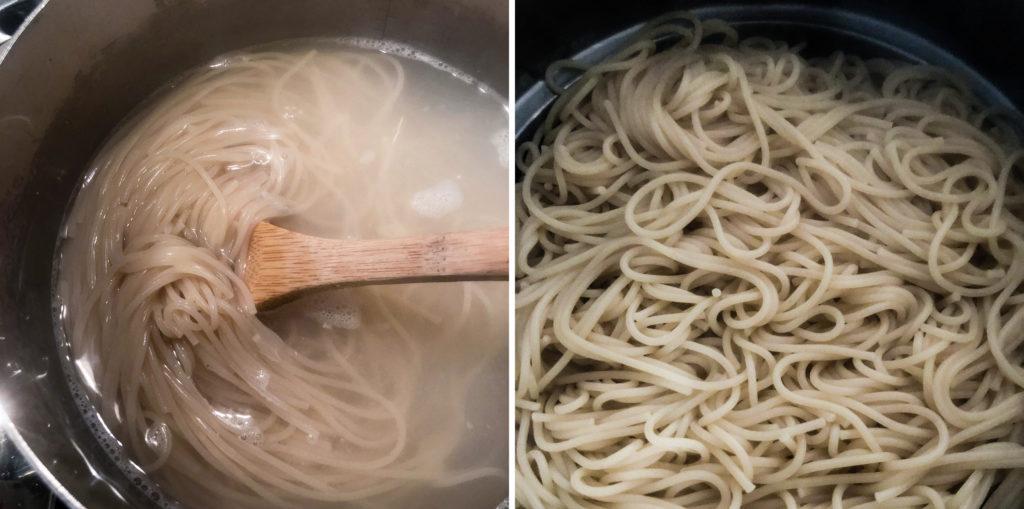 Simple Mushroom Pasta1