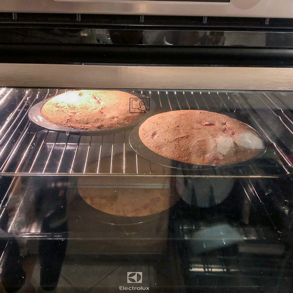 vegan sponge baking, Maja Brekalo